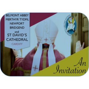 Holy Door Invitation – St Aloysius Church